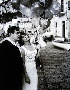 Clark Gable & Sophia Loren