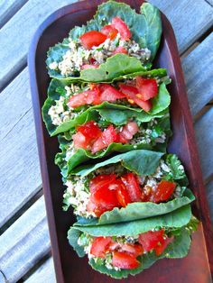 RAW Food for Truth: Taco Time... Even just replacing taco shells with leaves sounds sooooo good