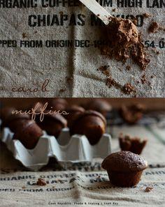 Carob Muffins & Carob Powder