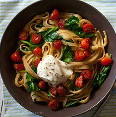 sear tomato