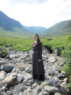 Summertime in the mountains of Sogn og Fjordane region of Norway…