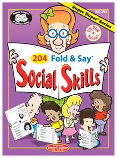 Social Skills Scenarios- Great for small groups or individual counseling!