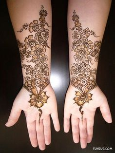mehndi : indian beauty recipe