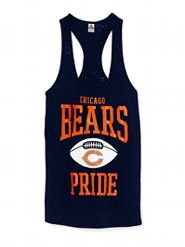 I love that football is back! Let's go Bears! :)
