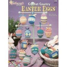 Huge list of free Easter crochet patterns