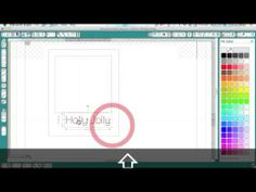 Silhouette Studio Tutorial Polaroid Print and Cut