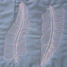 """At Random"" feathers02"