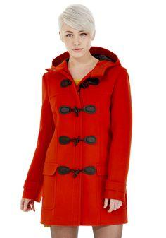 F&F Hooded Duffle Coat £39 @Tesco Uk