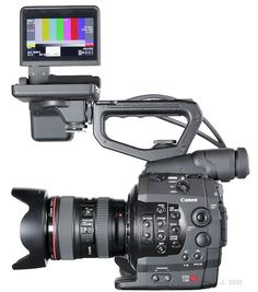 Canon C300 Super35mm LSS Cine Camera
