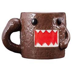 Domo Sculpted Mug... $14.99