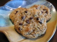 "Chocolate Chip ""Oatmeal"" Cookies"