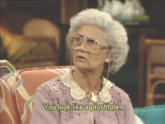 "Everything I Need To Know I Learned From ""Golden Girls"""