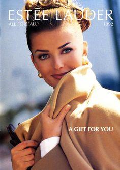 Paulina for Estee Lauder, 1992