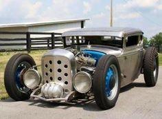('32 Rod by Ridge Park Speed)
