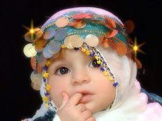 cute little girl from kashmir