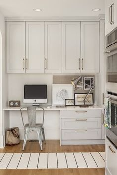 Shaughnessy Residence - modern - Home Office - Vancouver - Sophie Burke Design