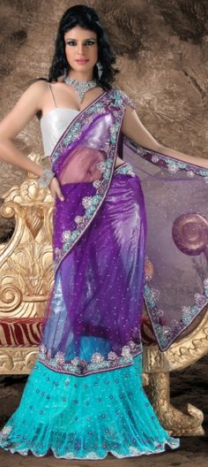 New arrival lehenga style saree.....more colours in this series of lehenga style saree are also available  Available at-> http://www.indianweddingsaree.com/product/78740.htmlhttp://www.indianweddingsaree.com/product/78740.html