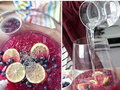 Lavender Crafts, Alcholic, Sweets Lavender, Blueberries Lavender ...