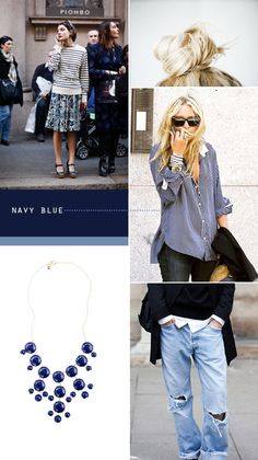 the navy blues