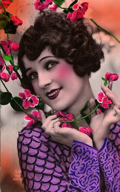 Flapper 1920's love this picture