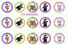 Lego Movie bottlecap images