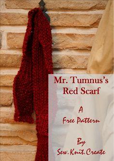 Get a free scarf pat