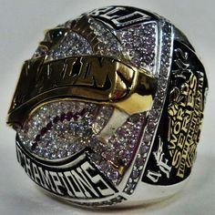 2003 Florida Marlins Ring