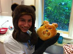 Making Animal Shaped Breads by Aviva Goldfarb of The Six O'Clock Scramble on @PBS Parents