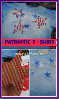 Patriotic T-Shirt!