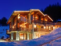 Zermatt Chalet Rental: Les Anges - Awarded The Best Chalet In The World By Conde Nast Magazine | HomeAway