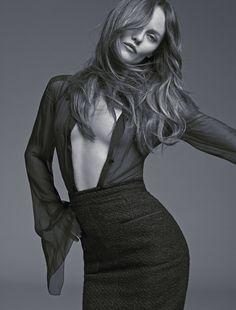 Vanessa Paradis. Such a babe.