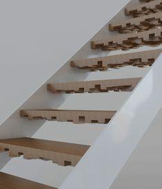 interior design, climb, detail, stairs, esculpturalstair tread, interior architectur, design tips, staircas, tread undersid