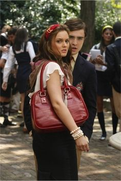 Can't get enough gossip girl...