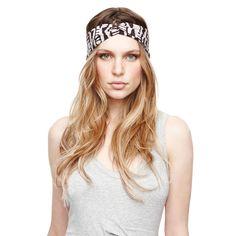 Printed Turban/Headwrap