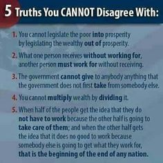 5 Truths You CANNOT Disagree With
