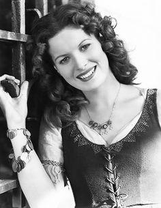 Maureen O'Hara in The Hunchback of Notre Dame (1939)