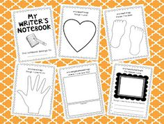 Student Binder Freebies! Once Upon a First Grade Adventure