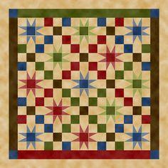 SarahB Sews: Baby Boy's Quilt! baby boy quilts, quilt idea, famili quilt