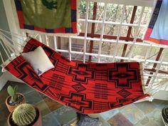 Pendleton hammock