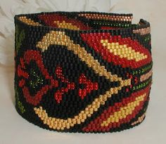 March - The Month of Peyote Stitch