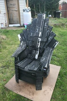 Throne of Nerds by MikeDeWolfe (Flickr)