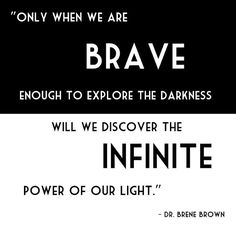 Be brave. #recovery #inspiration #hope #dontgiveup #yourenotalone #depressionquotes #anxietyquotes