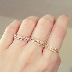 louun — Princess Tiara Ring