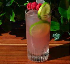 Nolet's Gin Silver Raspberry Buck Cocktail Recipe #FoodRepublic