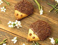 Chocolate hedgehogs