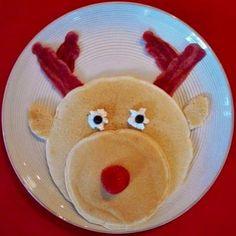 Rudolph Pancake breakfast.