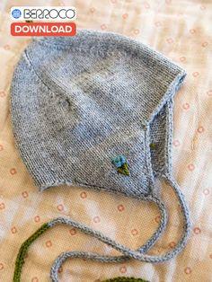 Berroco baby hat - free pattern download @ LoveKnitting blog