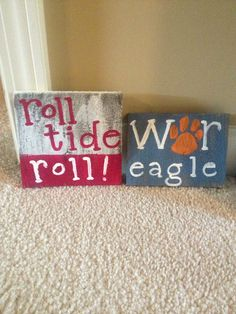 War+Eagle+campus+Wooden+Art+by+320designs+on+Etsy,+$8.00