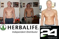 Drew Townsend is killing it! Lost 87 pounds and then went on the Herbalife 24 line! 20 pounds of muscle gained!