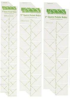 Quick Points Ruler 4pk